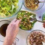 Asian Ramen Chicken Salad Recipe