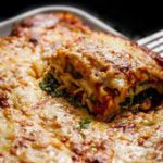 A cheese covered lasagna is the ultimate comfort food. But most contain meat and…