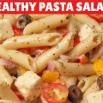 Healthy PASTA SALAD RECIPE For Weight Loss Special | पास्ता सलाद रेसिपी  How to Make Pasta Salad