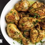 LEMON PEPPER CHICKEN | EASY LEMON PEPPER CHICKEN RECIPE | SPICE EATS