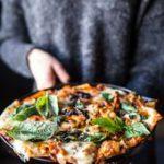 Simple Vegetarian Skillet Lasagna | halfbakedharvest.com Half Baked Harvest…