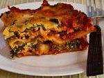 vegetarian lasagna – kale & mushroom…