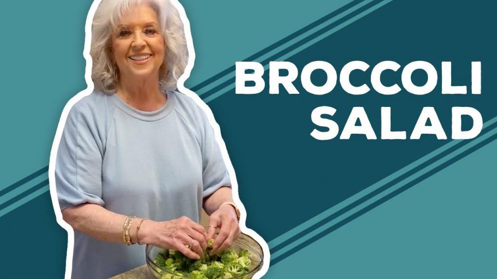 Quarantine Cooking: Almond Broccoli Salad Recipe