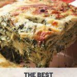 The Best Spinach Lasagna | We want our spinach lasagna to be as spinach-y as pos…