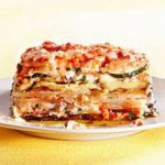 Rachael Ray's Vegetarian Lasagna. The best I have ever had!…