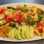 Grilled Chicken Salad Recipe | Easy Chicken Salad Recipe | Best Chicken Salad Recipe