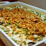 Green Bean Casserole Recipe (Mushroom Cream Sauce Recipe) | How to make GREEN BEAN CASSEROLE