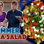 Summer Cookout Pasta Salad Recipe