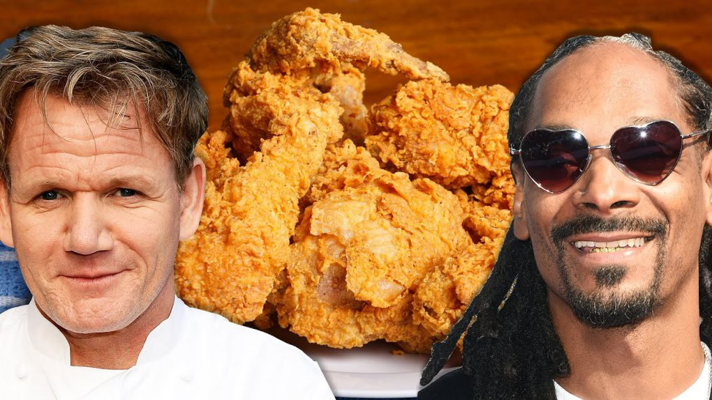 Which Celebrity Makes The Best Fried Chicken?