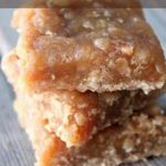 Caramel Crush Bars