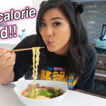 Healthy Recipes To Lose Weight! Zero-Calorie Ramen, Healthy Twix + More!!