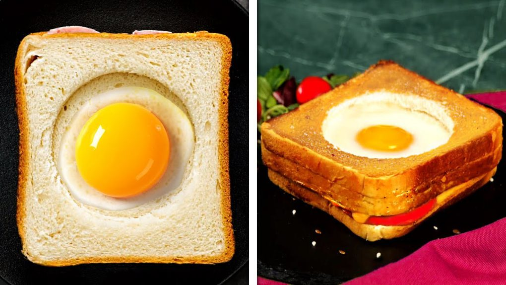 25 YUMMY BREAKFAST RECIPES TO START YOUR DAY