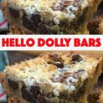 Hello Dolly Bars are one of the best dessert recipes. They are easy to make and …