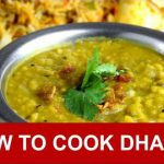 Dhal – How to cook dhal in 3 simple steps