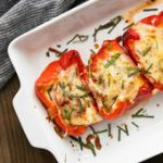 Lasagna Stuffed Peppers | Naturally Ella…