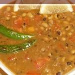 Black Eyed Beans (Peas, Lobia) Recipe by Manjula