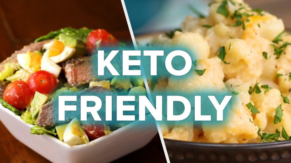 Keto-Friendly Weekday Dinner Recipes • Tasty
