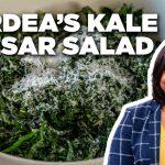 Kardea Brown's Kale Caesar Salad Recipe | Food Network