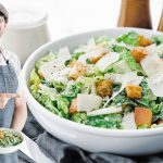 Classic Homemade Caesar Salad Recipe