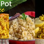 3 One Pot Rice Recipes | Minimal Ingredients Rice Recipes | Vegan | Titbit