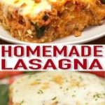 Easy Homemade Lasagna Recipe [Video] – Sweet and Savory Meals