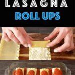 "Easy, cheesy and healthy lasagna Rolls – Really easy to make and are a ""no-g…"