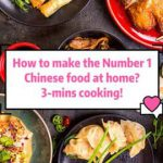 What is the most popular Chinese main dish? You never know…