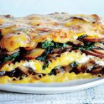 "Vegetable Lasagna with Butternut Béchamel | ""Here's a sauce so good you'll want…"