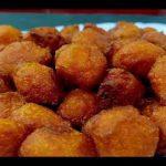 তাল পিঠা || তালের বড়া || Tal Pitha /Taler Bora Recipe – Bengali Palm Fruit Fritters