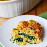 Butternut Squash and Spinach Lasagna…
