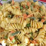 THE BEST PASTA SALAD RECIPE JAMAICAN STYLE