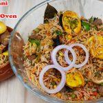 Egg Biryani | Egg Biryani Recipe in Microwave Oven | How to Make Egg Biryani | Egg Recipes,Biryani