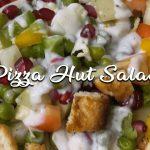 Pizza Hut Salad | Quick & Delicious Cuisine | Salad recipes in my styel