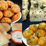 4 Easy Poha Recipes | అటుకులతో తొందరగా చేసుకునే 4 రకలాటిఫిన్స్ | Poha Breakfast Recipes