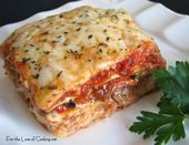 Roasted Vegetable Lasagna … made this the other night, divine!…