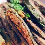 Stir Fried Crispy Stuffed Bhindi Recipe | Less Oil Stuffed Okra/ Ladies Finger | Bharwa Bhindi