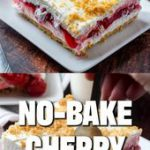 NO-BAKE CHERRY YUM YUM