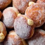 Easy Homemade Custard Doughnuts