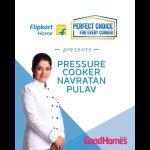 Quick fix Navratan Pulav recipe with Chef Pankaj and Flipkart Home