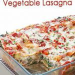 Meatless Monday with Great Vegetable Lasagna www.miratelinc.co… #green #recipe…