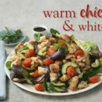 Slimming World Syn-free warm chicken and white bean salad recipe – FREE