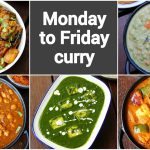 monday to friday lunch box curries | quick & easy indian sabzi recipes | dry curry recipes
