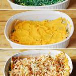 Butternut Squash and Spinach Lasagna (you can easily use gluten free noodles!) H…