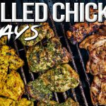 The Best Grilled Chicken – 3 Easy Recipes! | SAM THE COOKING GUY 4K