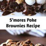 Easy S'mores Poke Brownies Recipe