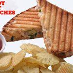 Enjoy Hot Hot Sandwiches – grilled Chicken Sandwich – Chicken Recipes – Sandwich Recipes