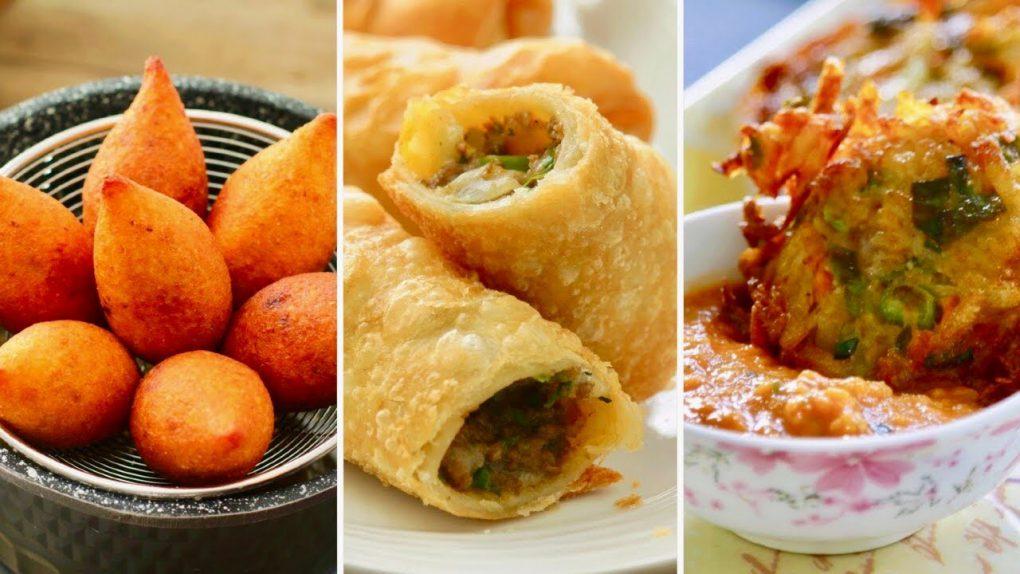 ثلاث وصفات لمقبلات شهية | 3 Appetizer Recipes