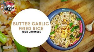 Butter Garlic Fried Rice – Recipe in Malayalam