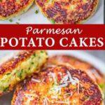 Parmesan Potato Cakes