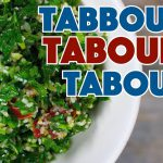 How To Make Tabbouleh / Tabouleh / Tabouli  Parsley Salad Recipe